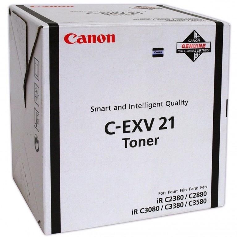 Барабан Canon С-EXV21 BK черный