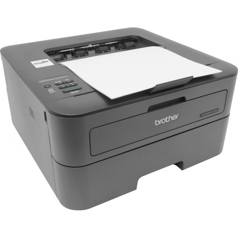 Принтер Brother HL-L2365DWR A4, 30 стр/мин, дуплекс, LAN, WiFi, USB, лоток 250 л.