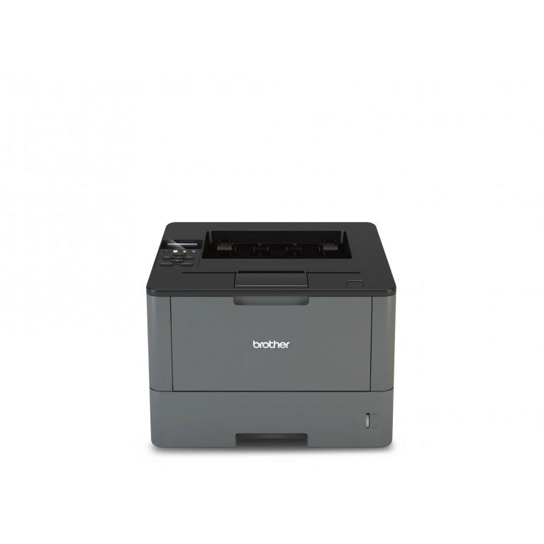 Принтер Brother HL-L5000D A4, 40 стр/мин, дуплекс, LPT (опционально), USB, лоток 250 л.