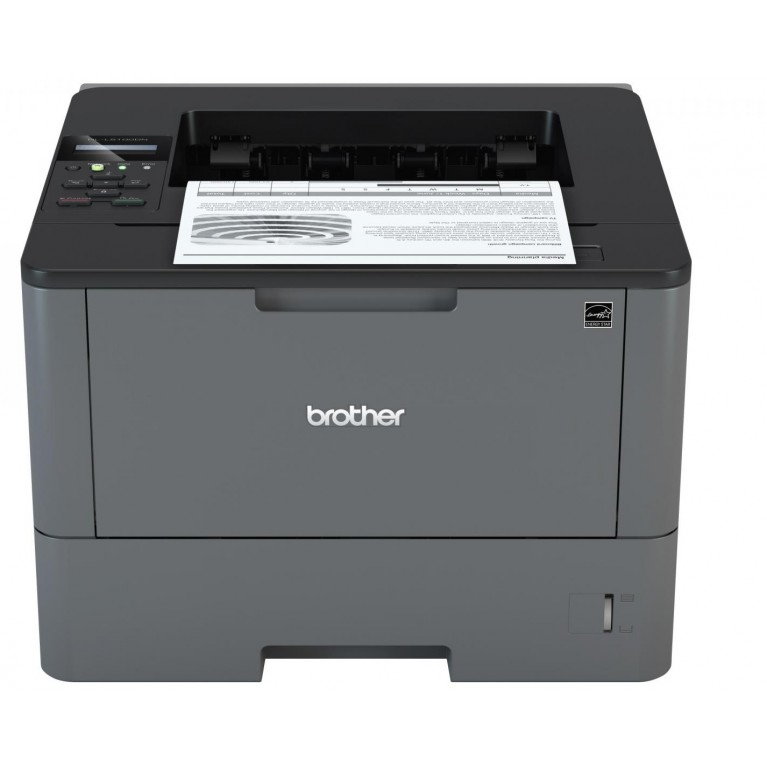 Принтер Brother HL-L5200DWRF A4, 40 стр/мин, дуплекс, LAN, WiFi, USB, лоток 250 л.