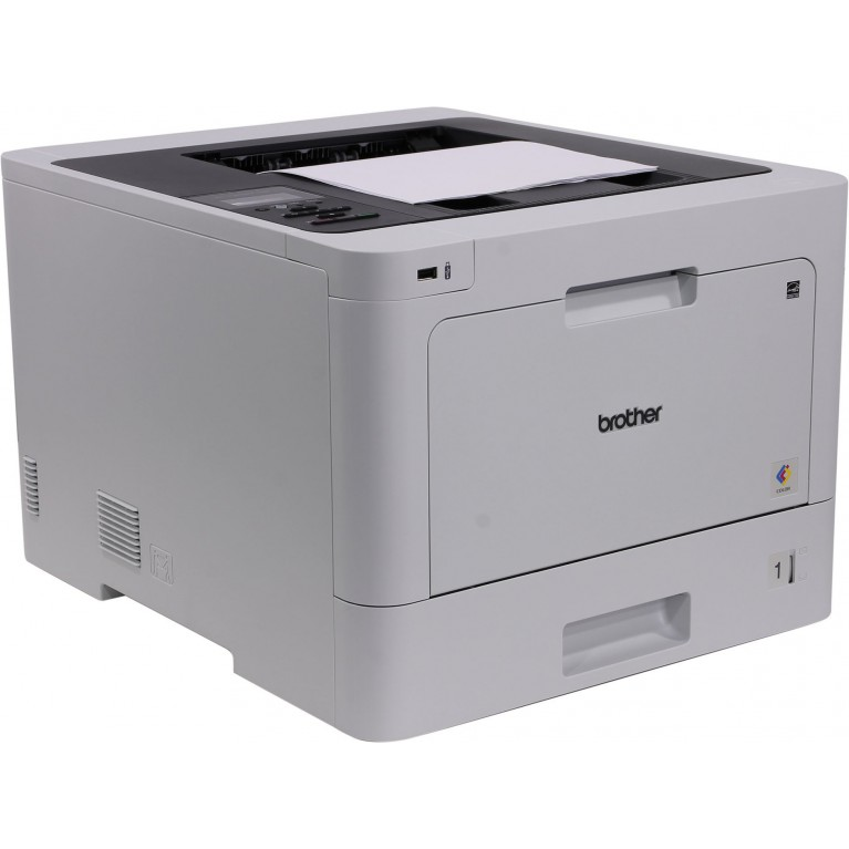 Принтер Brother HL-L8260CDW A4, 31 стр/мин, 256 Мб, дуплекс, GigaLAN, WiFi, USB