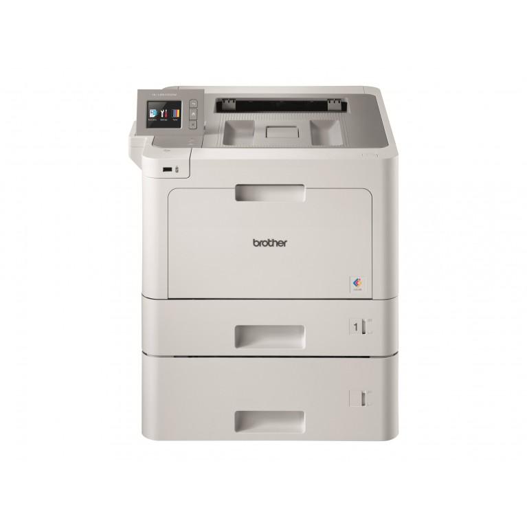 Принтер Brother HL-L9310CDW A4, 31 стр/мин, 1 Гб, дуплекс, GigaLAN, WiFi, NFC, USB