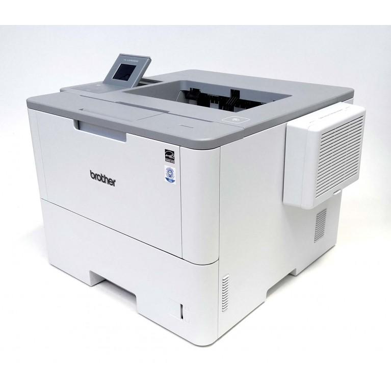 Принтер Brother HL-L6400DW A4, 50 стр/мин, дуплекс, GigaLAN, WiFi, NFC, USB, лоток 250 л.