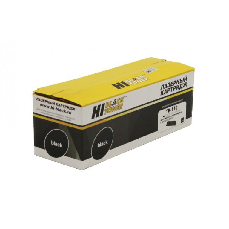 Тонер-картридж Hi-Black HB-TK-110 для Kyocera FS-720, 820, 920, 6K