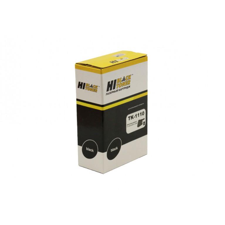 Тонер-картридж Hi-Black HB-TK-1110 для Kyocera FS-1040, 1020MFP, 1120MFP, 2,5K