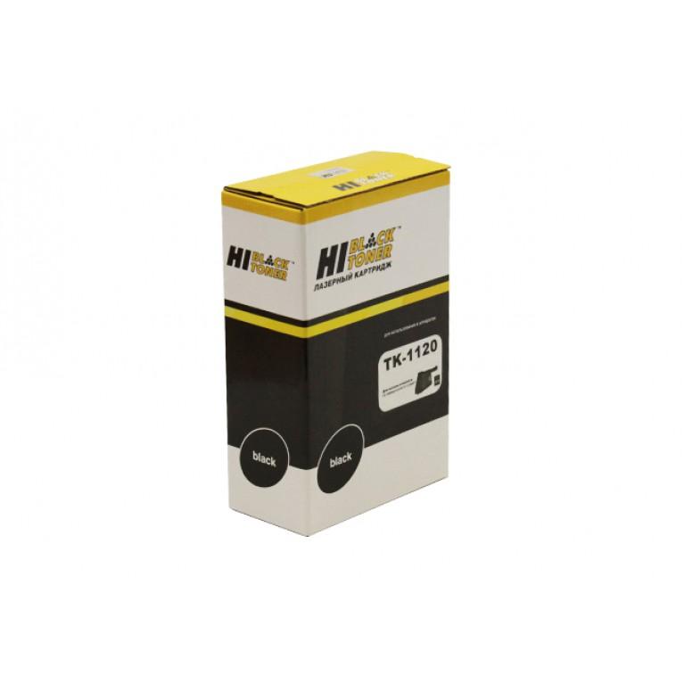 Тонер-картридж Hi-Black HB-TK-1120 для Kyocera FS-1060DN, 1025MFP, 1125MFP, 3K