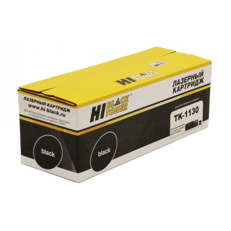 Тонер-картридж Hi-Black HB-TK-1130 для Kyocera FS-1030MFP, DP, 1130MFP,  M2030DN, 3K