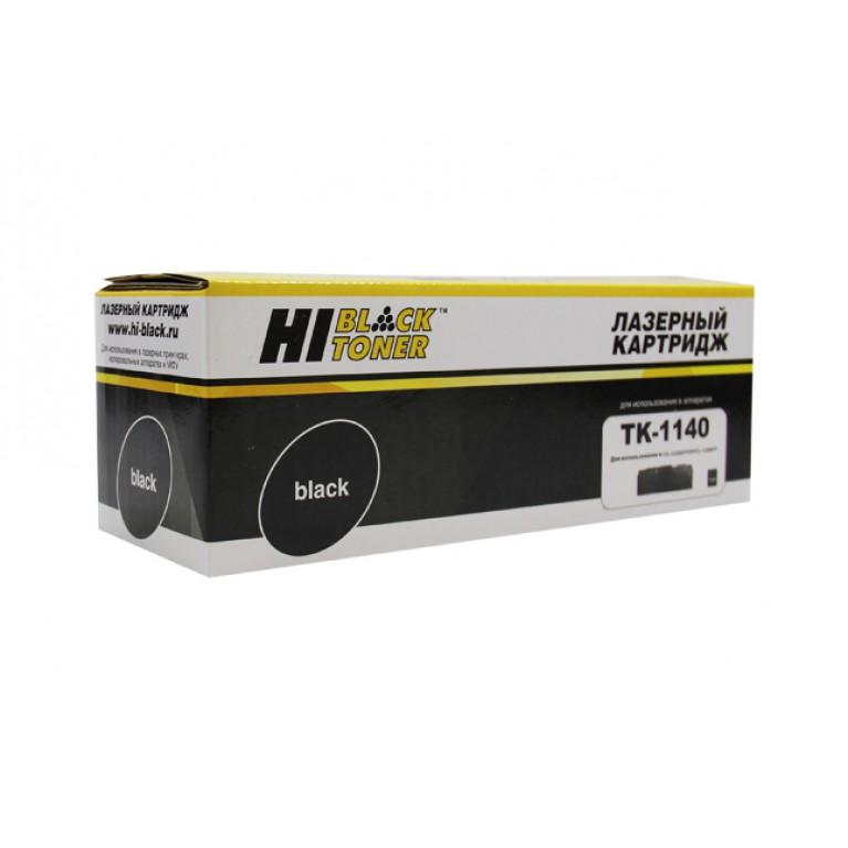 Тонер-картридж Hi-Black HB-TK-1140 для Kyocera FS-1035MFP, DP, 1135MFP, M2035DN, 7,2K