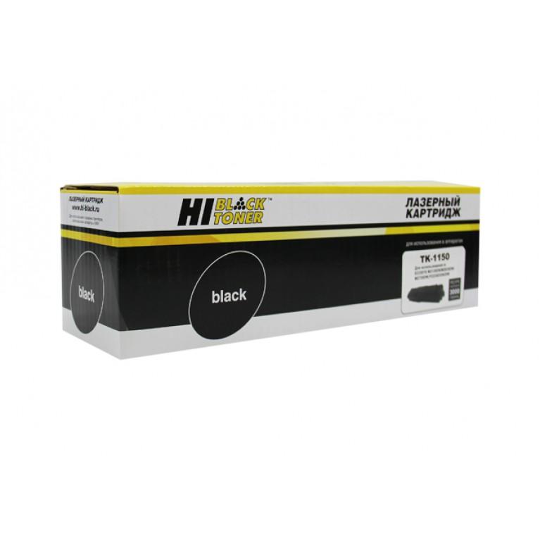 Тонер-картридж Hi-Black HB-TK-1150 для Kyocera M2135dn, M2635dn, M2735dw, 3K, с чипом