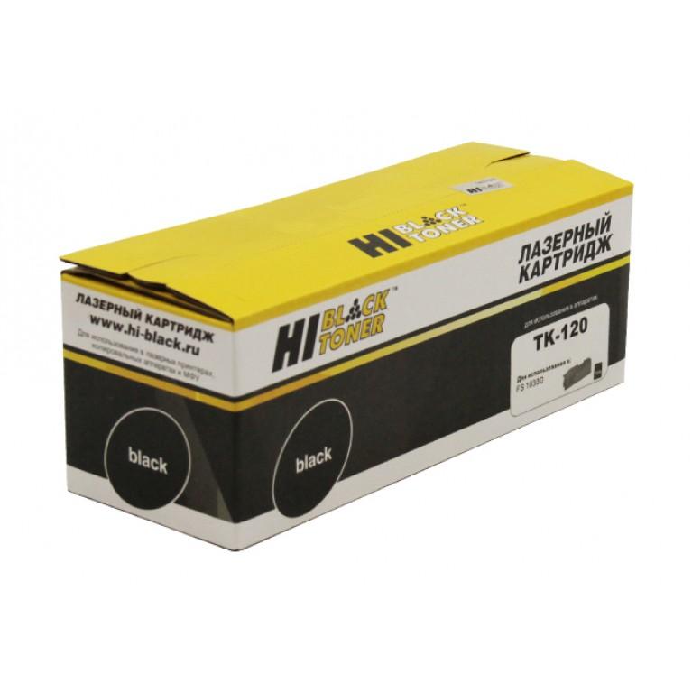 Тонер-картридж Hi-Black HB-TK-120 для Kyocera FS-1030D, DN, 7,2K