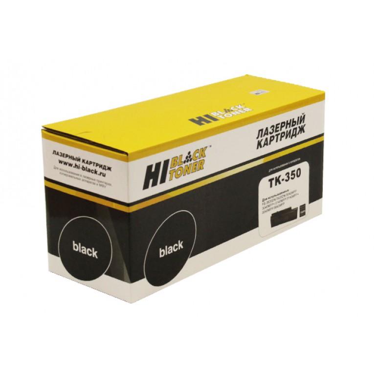 Тонер-картридж Hi-Black HB-TK-350 для Kyocera FS-3920, 3925, 3040, 3140, 3540, 3640, 15K