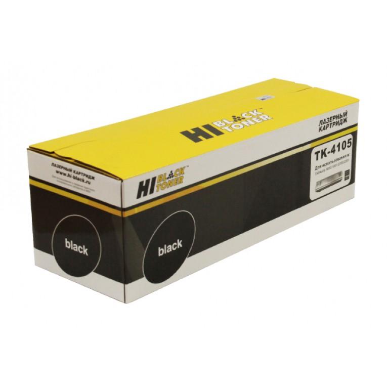 Тонер-картридж Hi-Black HB-TK-4105 для Kyocera TASKalfa 1800, 2200, 1801, 2201, 15K