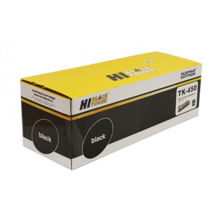Тонер-картридж Hi-Black HB-TK-450 для Kyocera FS-6970DN, 15K