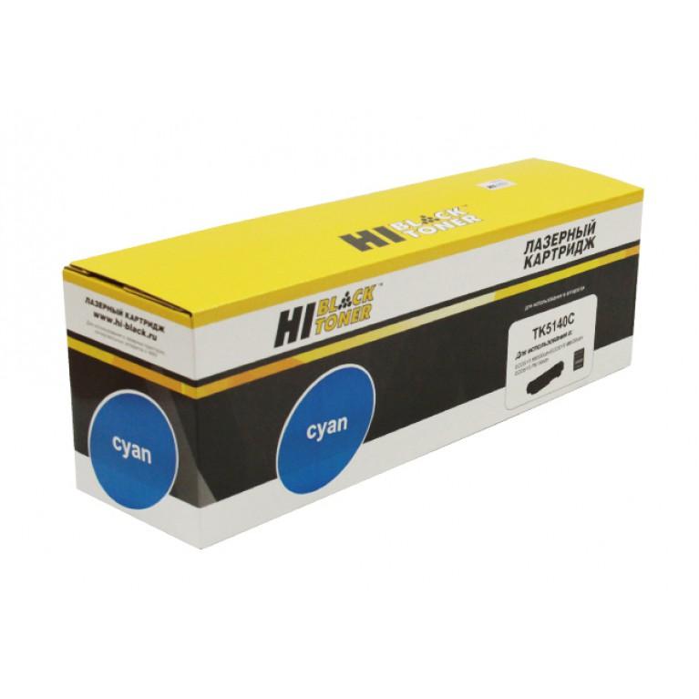 Тонер-картридж Hi-Black HB-TK-5140C для Kyocera ECOSYS M6030cdn, M6530cdn, С, 5K