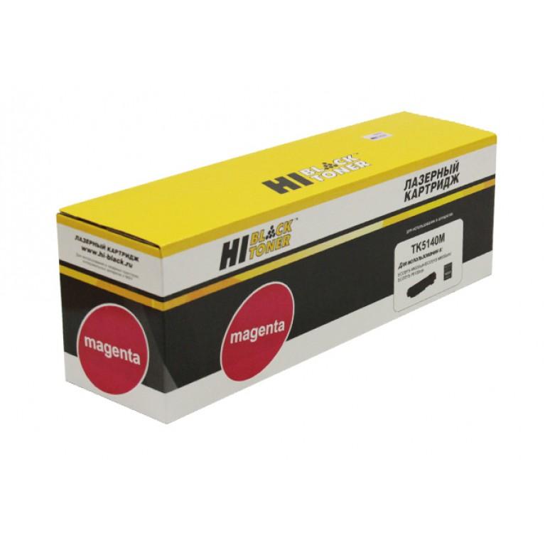 Тонер-картридж Hi-Black HB-TK-5140M для Kyocera ECOSYS M6030cdn, M6530cdn, M, 5K