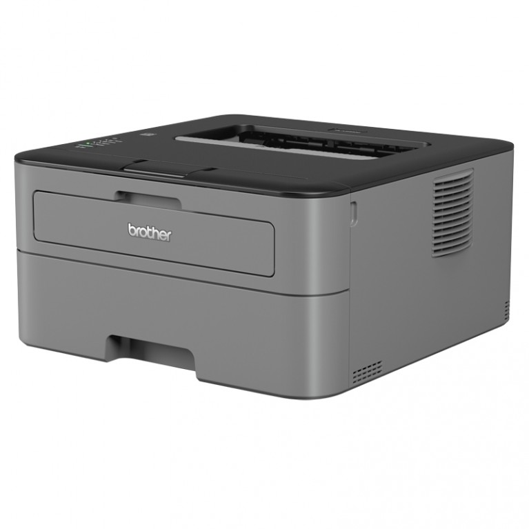 Принтер Brother HL-L2300DR A4, 26 стр/мин, GDI, дуплекс, USB, лоток 250 л.