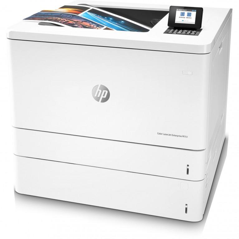 Принтер HP Color LaserJet Enterprise M751dn A3
