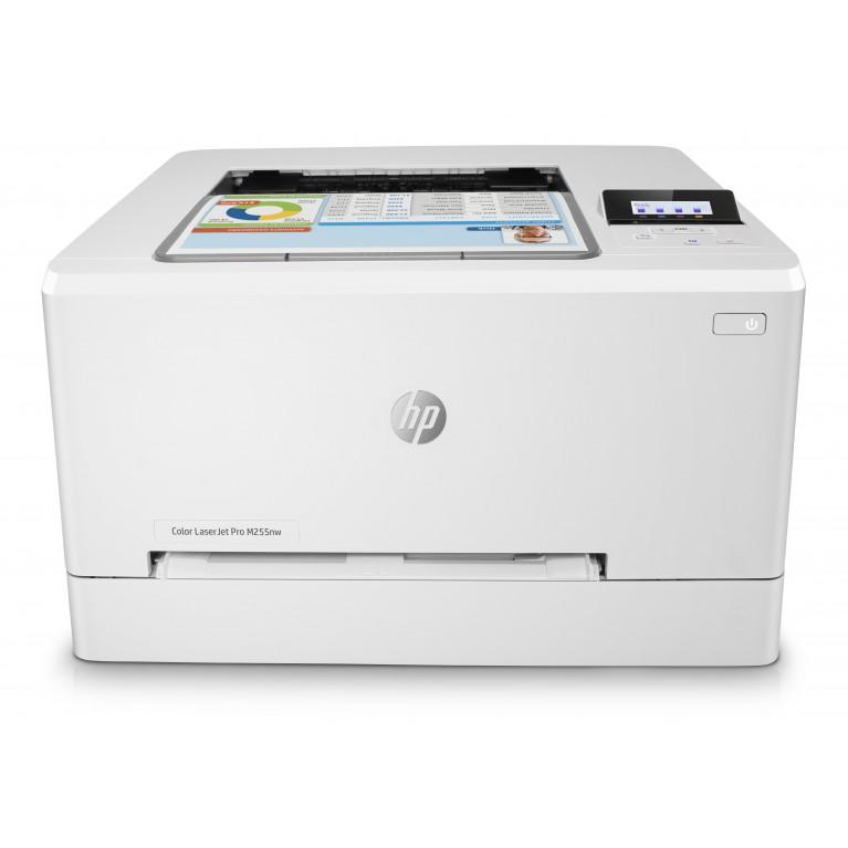 Принтер HP Color LaserJet Pro M255nw