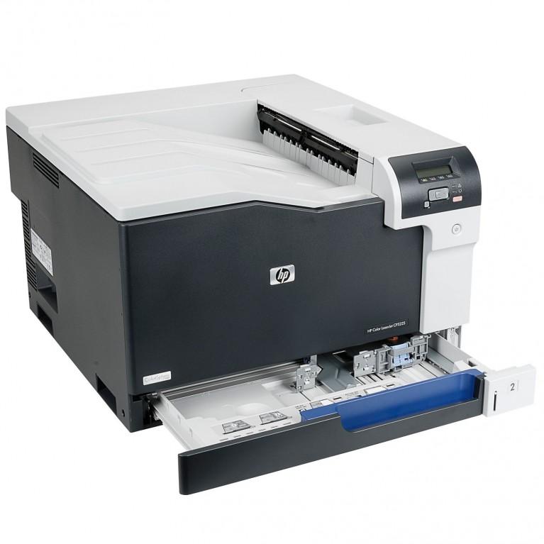 Принтер HP Color LaserJet CP5225 A3