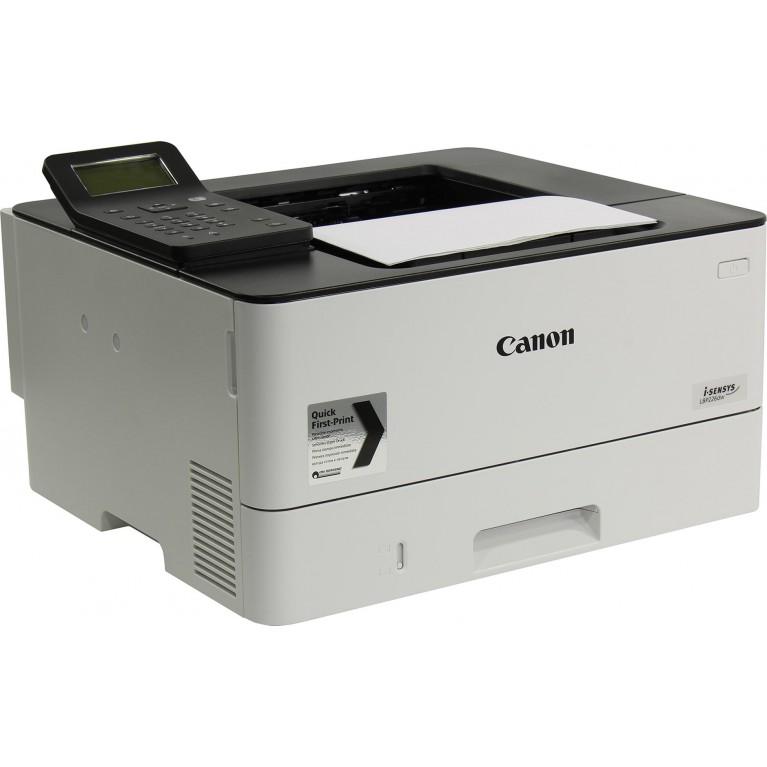 Принтер Canon i-SENSYS LBP226dw (ЧБ, А4, 38 стр./мин., 250 л., USB 2.0, 10/100/1000-TX, Wi-Fi, дуплекс, 5-стр. ЖК-дисплей, PS)