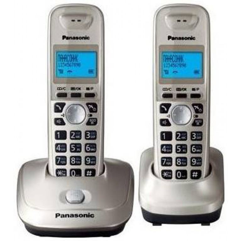 Беспроводной телефон Panasonic KX-TG2512RUN