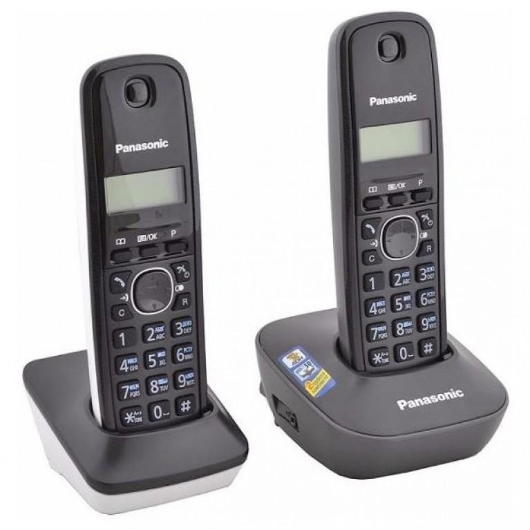 Беспроводной телефон Panasonic KX-TG1612RU1