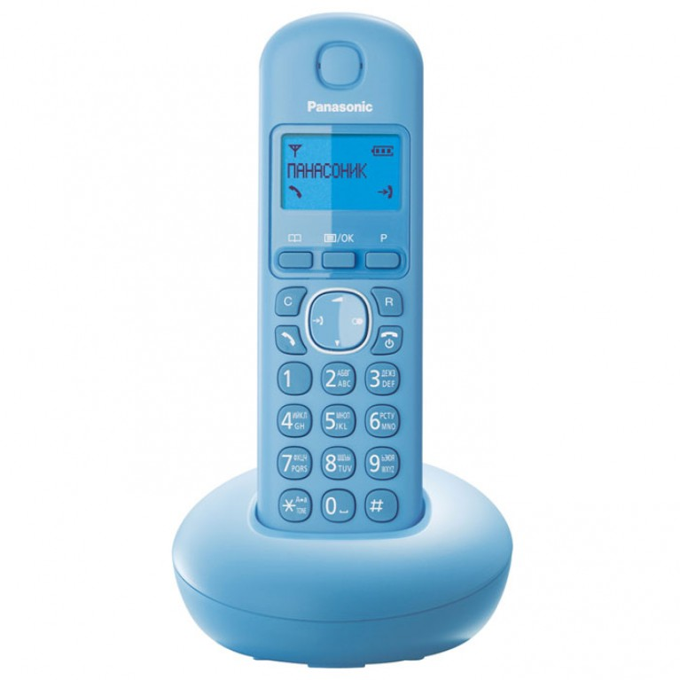 Беспроводной телефон Panasonic KX-TGB210RUF