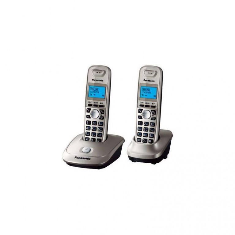 Беспроводной телефон Panasonic KX-TG2512RUS