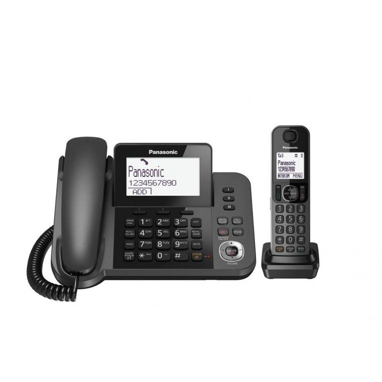 Беспроводной телефон Panasonic KX-TGF320RUM