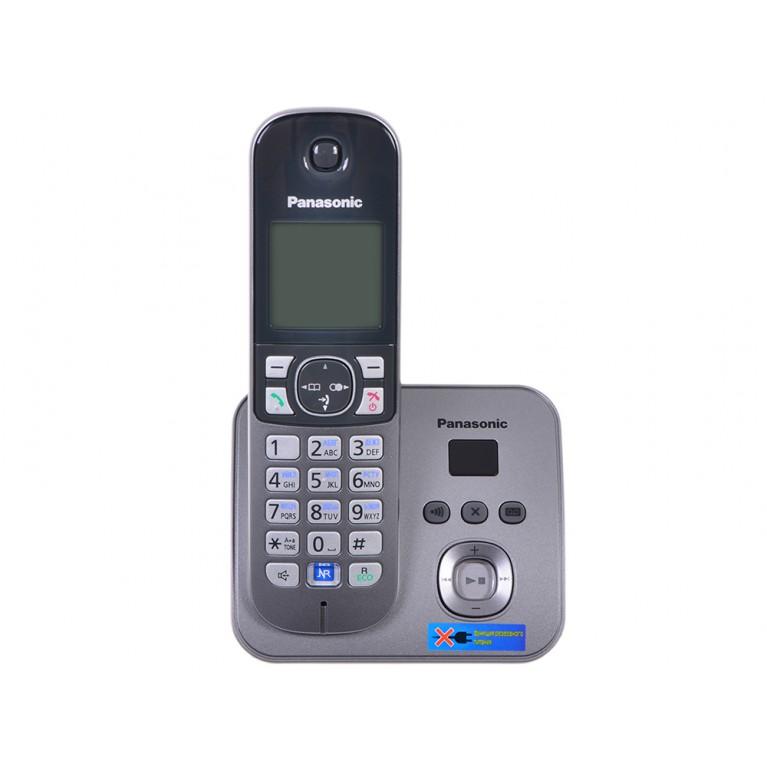 Беспроводной телефон Panasonic KX-TG6821RUM