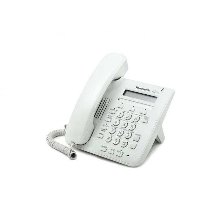 IP телефон Panasonic KX-NT511ARUW