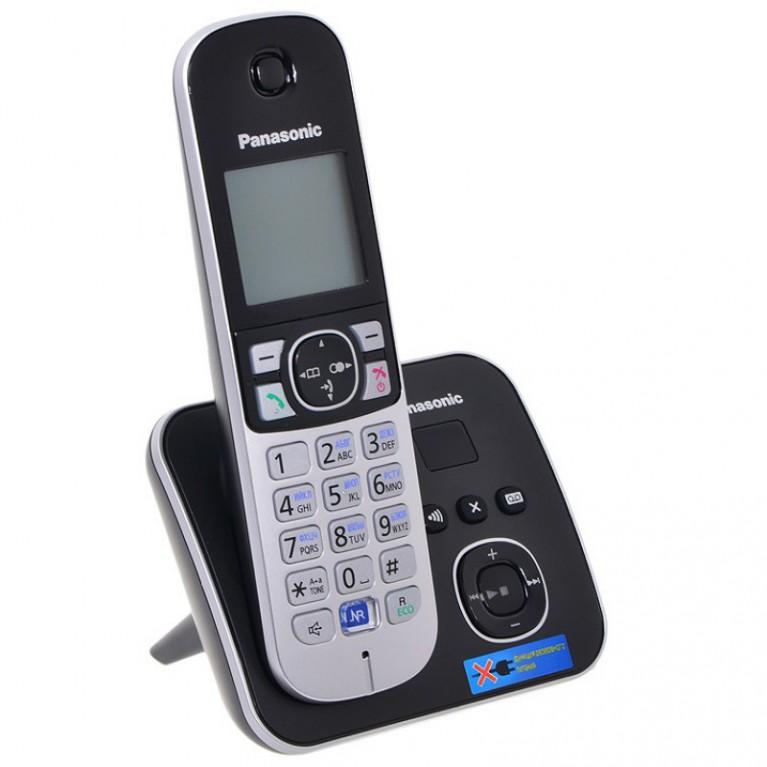 Беспроводной телефон Panasonic KX-TG6821RUB