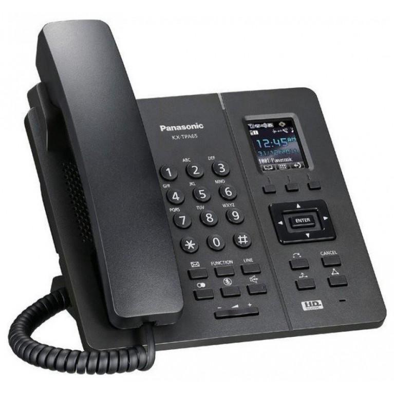 SIP-DECT телефон Panasonic KX-TPА65RUB