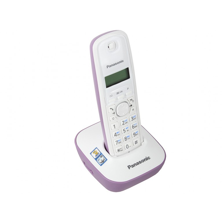 Беспроводной телефон Panasonic KX-TG1611RUF