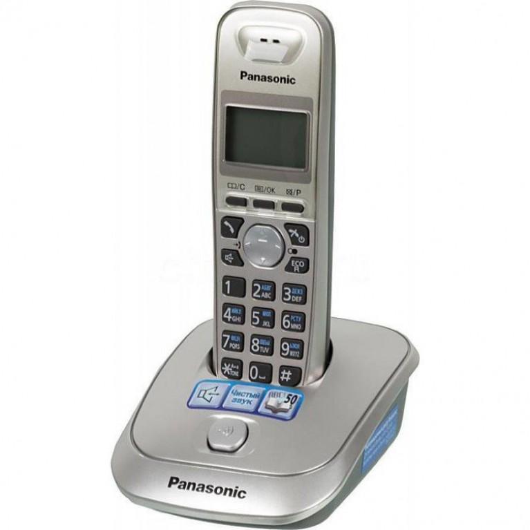 Беспроводной телефон Panasonic KX-TG2511RUS
