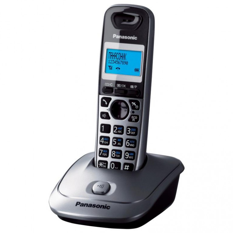 Беспроводной телефон Panasonic KX-TG2511RUT