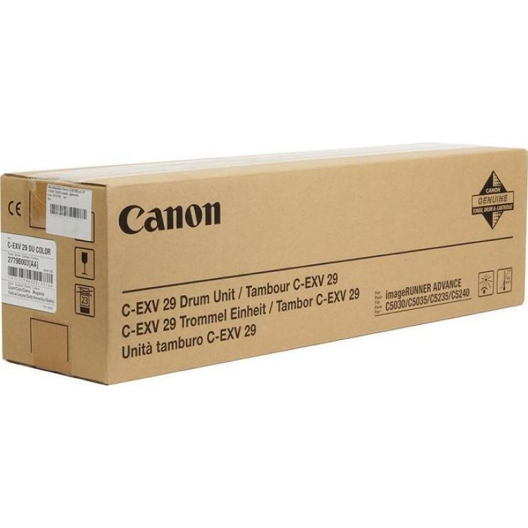 Барабан Canon DU C-EXV29 CL цветной