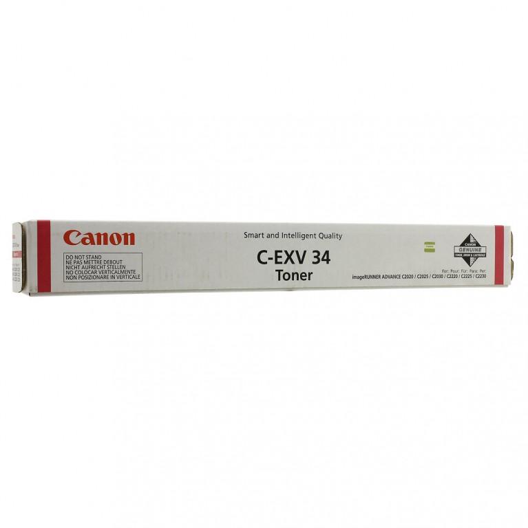Барабан Canon С-EXV34 M пурпурный